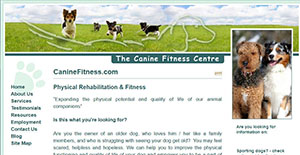 The Canine Fitness Centre
